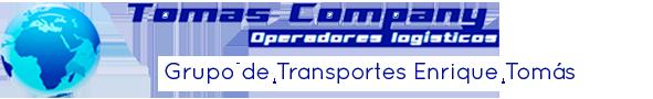 Tomas Company | Operadores Logísticos